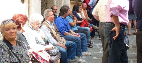 Metodo dell'Associazione San Marcellino Onlus, Genova