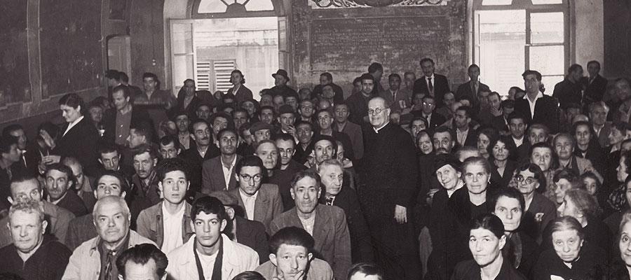 Spiritualità Associazione San Marcellino Onlus, Genova