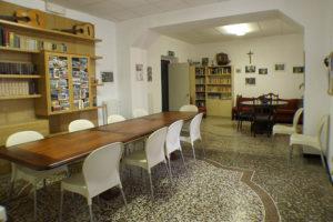Boschetto alloggiamento, Associazione San Marcellino Onlus, Genova
