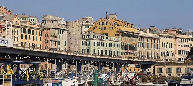 Aziende San Marcellino Genova