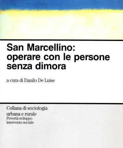 Libri e ricerche, San Marcellino Onlus