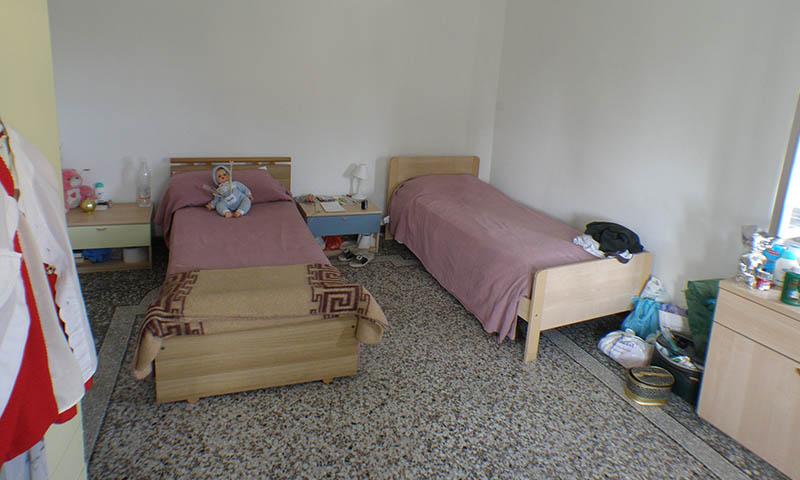 Treccia alloggiamento, Associazione San Marcellino Onlus, Genova
