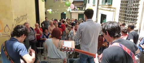 Volontariato Associazione San Marcellino Onlus, Genova